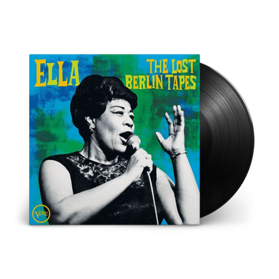 Ella Fitzgerald: ELLA: THE LOST BERLIN TAPES
