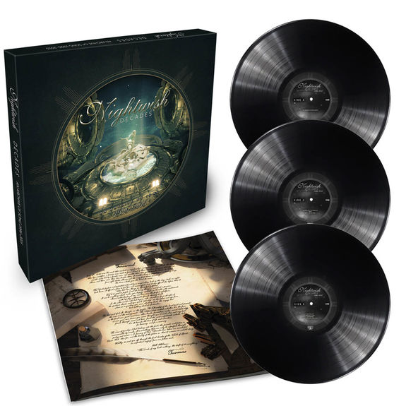 Nightwish: Decades Vinyl Boxset
