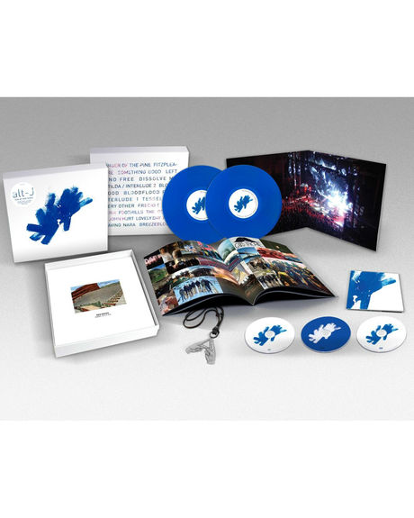 alt-J (∆): Live At Red Rocks: Deluxe Box Set