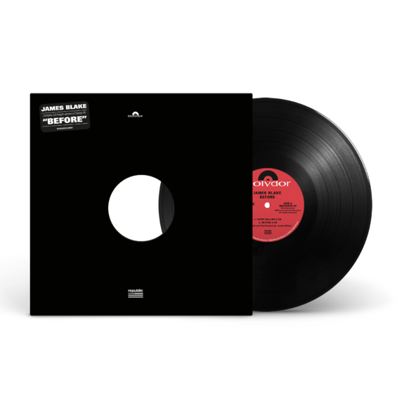 "James Blake: Before EP (Limited 12"" Vinyl)"