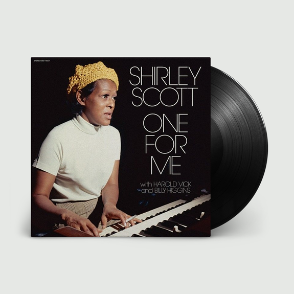 Shirley Scott: One For Me: Limited Edition Vinyl