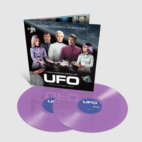 Original Soundtrack: UFO - Original TV Soundtrack: Limited Edition Coloured Vinyl