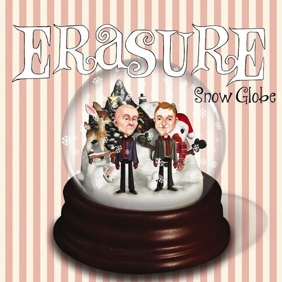Erasure: Snow Globe
