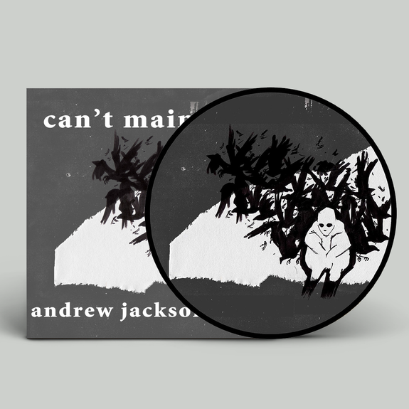 Andrew Jackson Jihad: Can't Maintain: 10th Anniversary Picture Disc