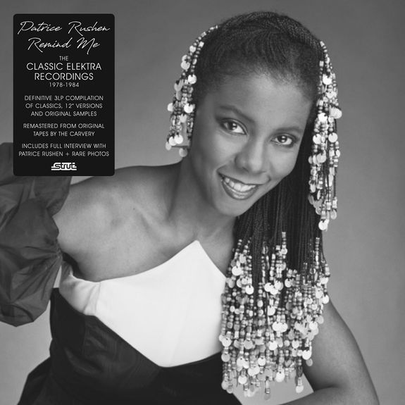 Patrice Rushen: Remind Me - The Classic Elektra Recordings 1976-1984