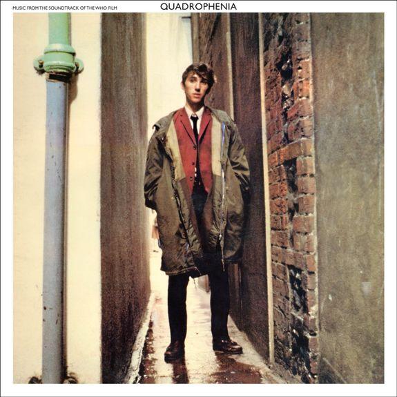 The Who: Quadrophenia: Deluxe Vinyl Reissue