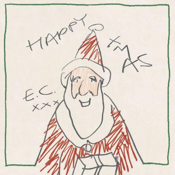 Eric Clapton: Happy Xmas LP