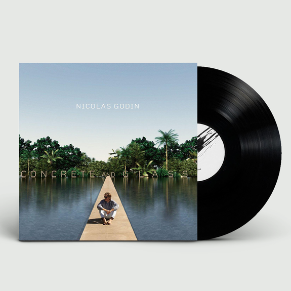 Nicolas Godin: Concrete And Glass: Exclusive Signed Vinyl + CD