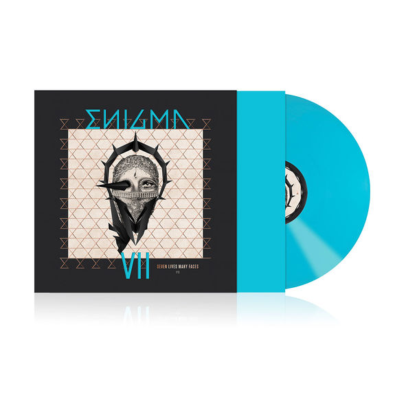 Enigma: Seven Lives Many Faces - Limited Edition Light Blue Vinyl