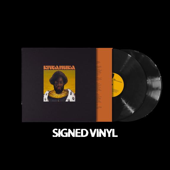 Michael Kiwanuka: Kiwanuka Double Heavyweight Vinyl
