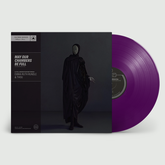 Emma Ruth Rundle: May Our Chambers Be Full: Limited Edition Purple Vinyl