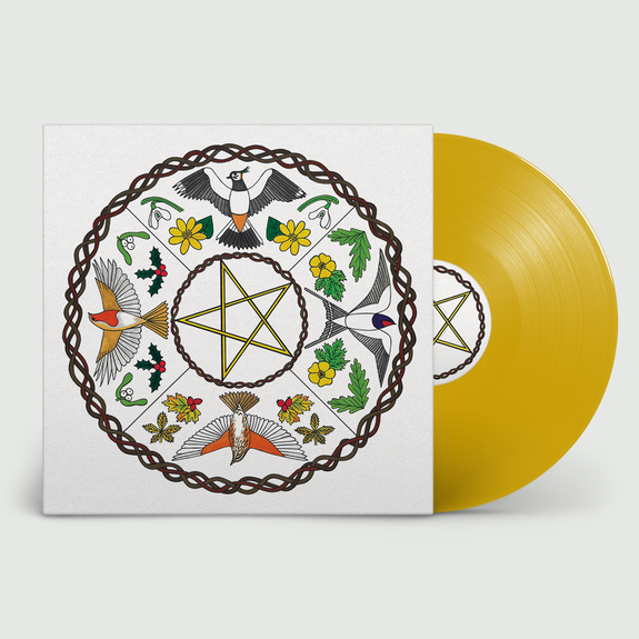 Modern Nature: Annual: Limited Edition Mustard Vinyl
