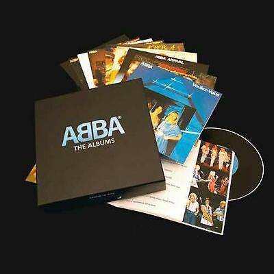Abba: The Albums CD Boxset