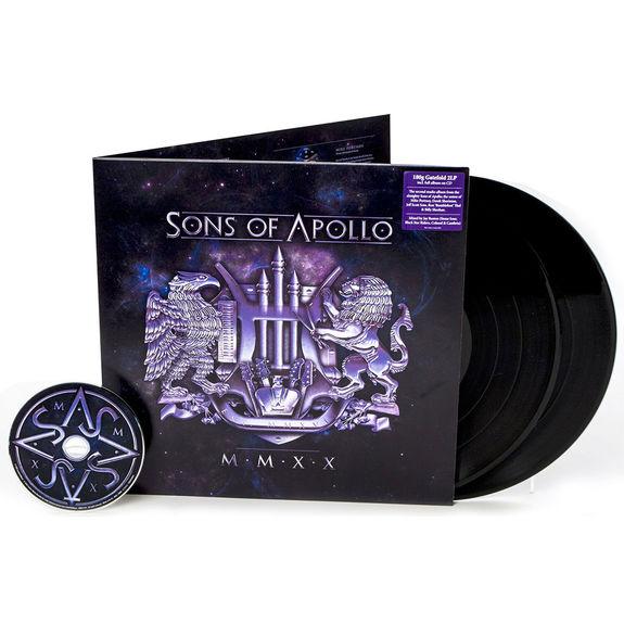 Sons of Apollo: MMXX: Gatefold 180gm Vinyl