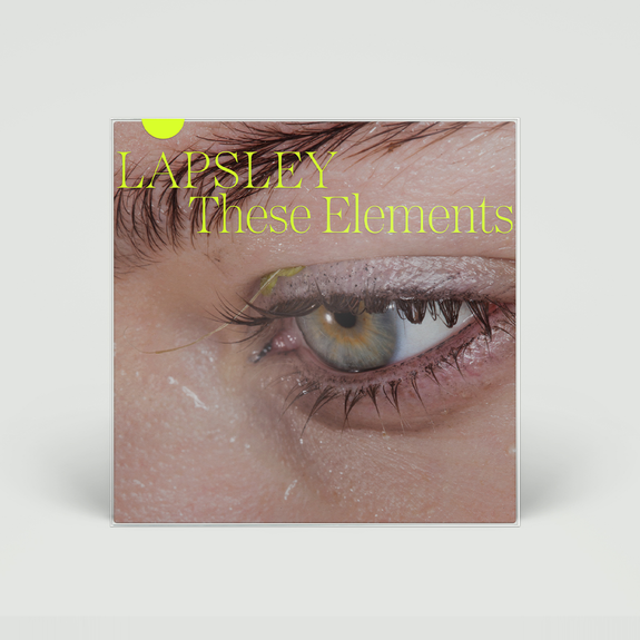 Lapsley: These Elements EP