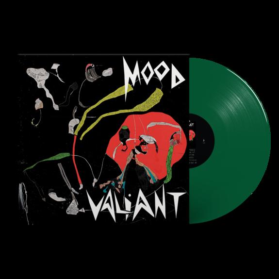 Hiatus Kaiyote: Mood Valiant: Recordstore Exclusive Dark Green Vinyl LP + Signed Lithograph