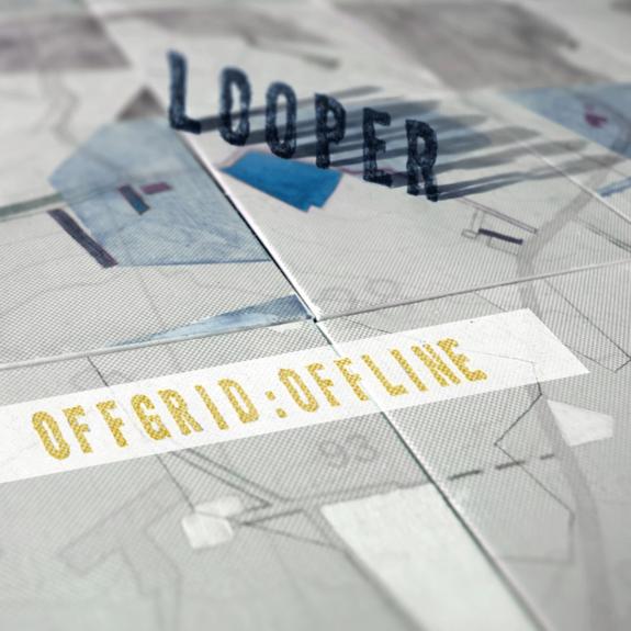 Looper: Offgrid:Offline: Blue Vinyl