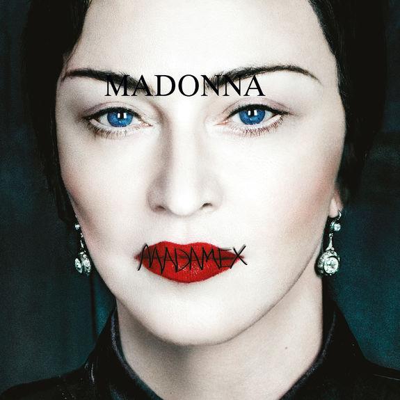 Madonna: Madame X Standard CD