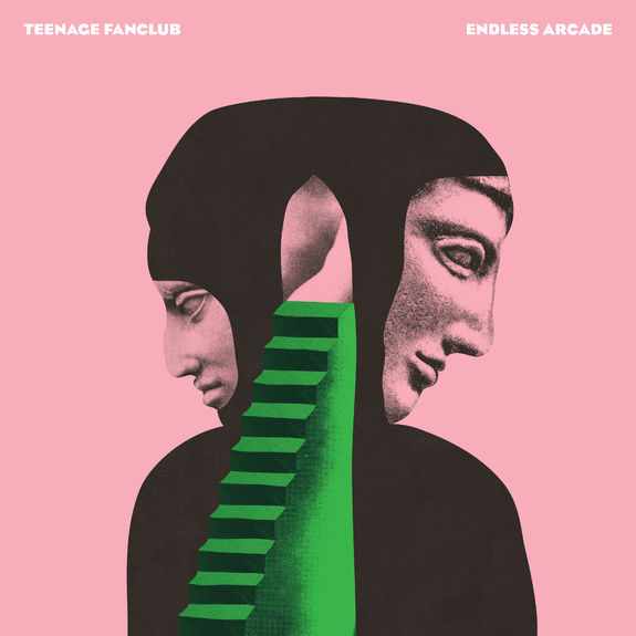 Teenage Fanclub: Endless Arcade: Signed CD
