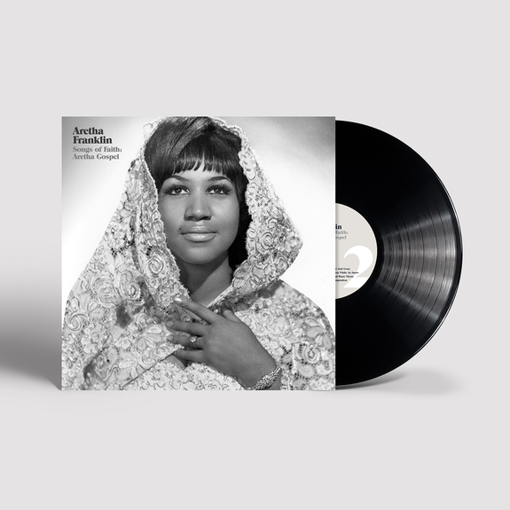Aretha Franklin: Songs Of Faith: Aretha Gospel