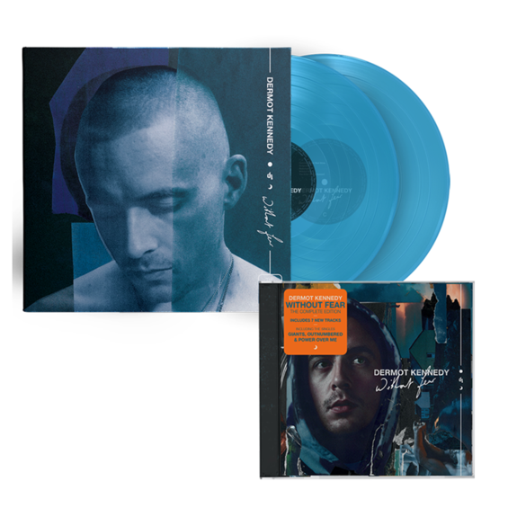 Dermot Kennedy: Without Fear: The Complete Edition Vinyl, CD