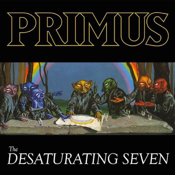 Primus : The Desaturating Seven
