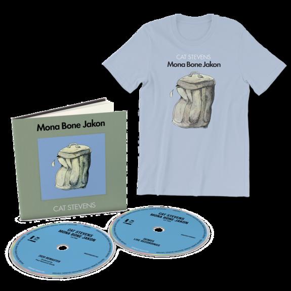 Yusuf: Mona Bone Jakon 2CD Deluxe Bundle
