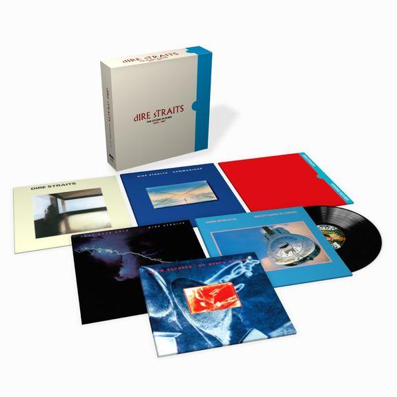 Dire Straits: The Studio Albums 1978 - 1991: 6LP Box Set