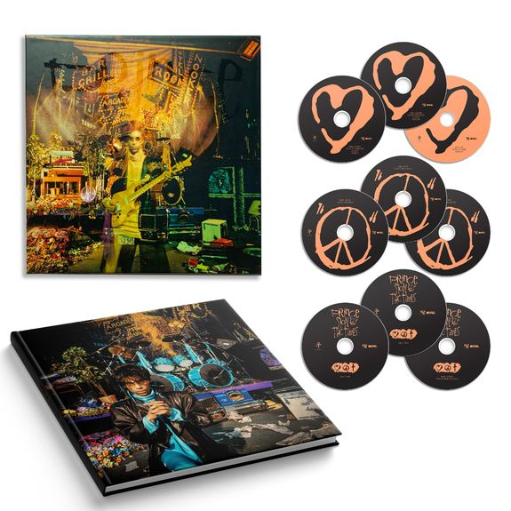 Prince: Sign O' The Times: Super Deluxe 8CD+DVD Box Set