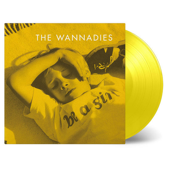 The Wannadies: Be A Girl: Limited Edition Yellow Vinyl