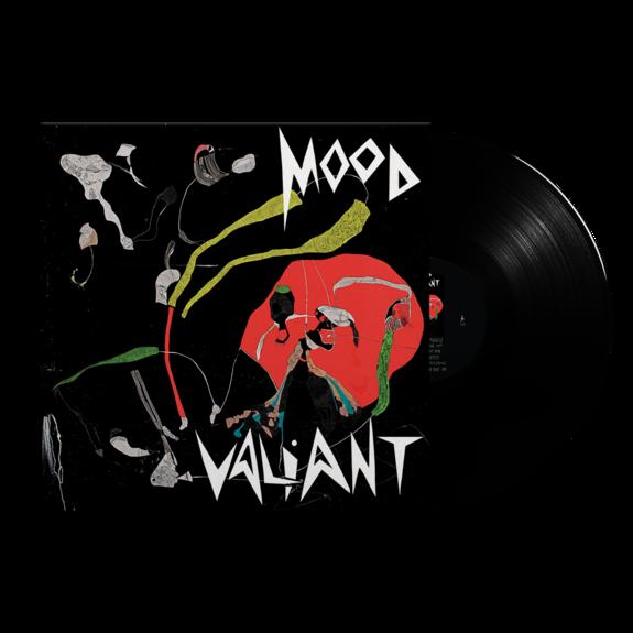 Hiatus Kaiyote: Mood Valiant: Black Vinyl LP