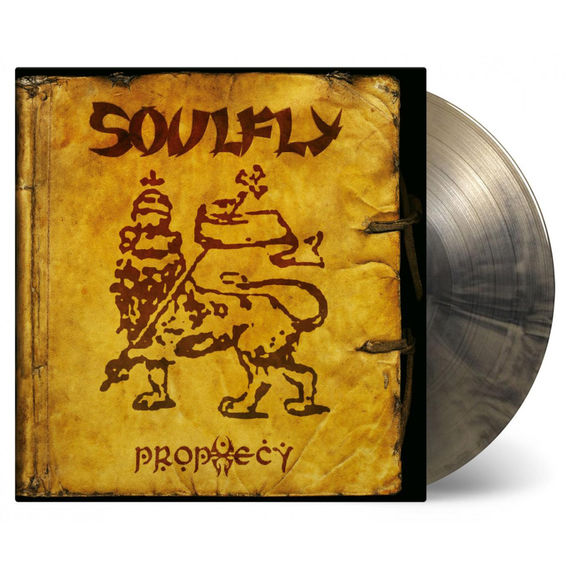 Soulfly: Prophecy: Limited Edition Gold + Black Mixed Double Vinyl
