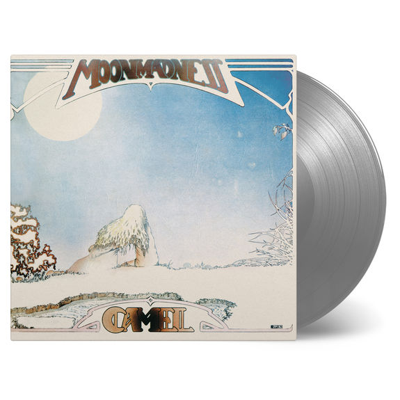 Camel: Moonmadness: Silver Numbered Vinyl