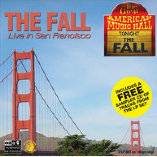 The Fall: Live In San Fransisco
