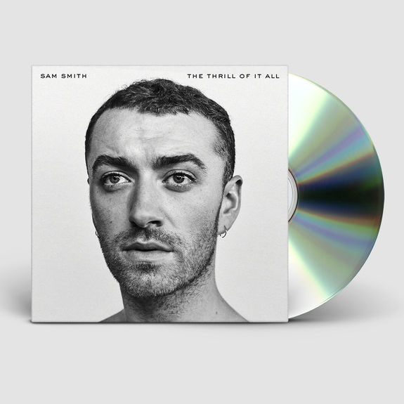 Sam Smith: The Thrill Of It All CD (Special Edition)