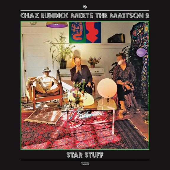 Chaz Bundick Meets The Mattson 2: Star Stuff: Clear Vinyl