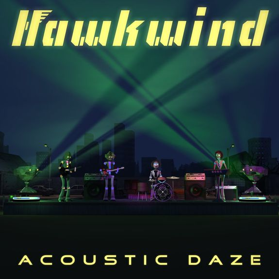 Hawkwind: Acoustic Daze: Limited Edition Vinyl