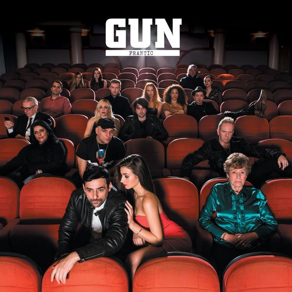 Gun: Frantic: 180gm Vinyl LP