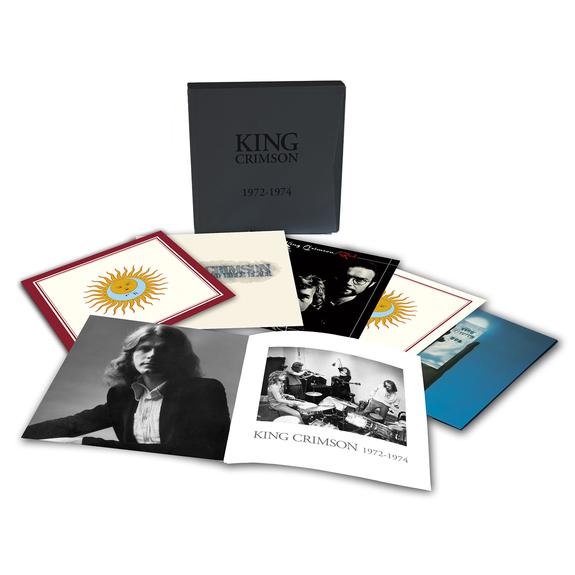 King Crimson: 1972 – 1974: Limited Edition Vinyl Box Set