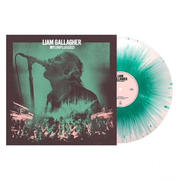 Liam Gallagher: MTV Unplugged: Limited Edition Splatter Vinyl