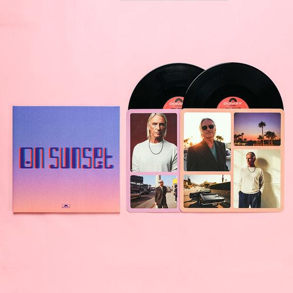 Paul Weller: On Sunset Double Gatefold Vinyl