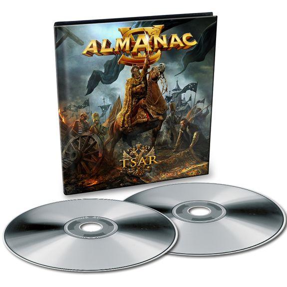 Almanac: Tsar Digibook + Signed Postcard