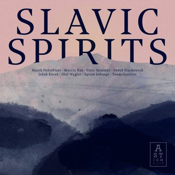 Slavic Spirits: EABS: Limited Edition CD + Book