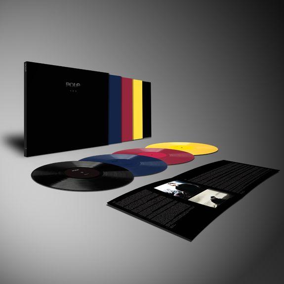 Pole: 1 2 3: Limited Edition Vinyl Box Set