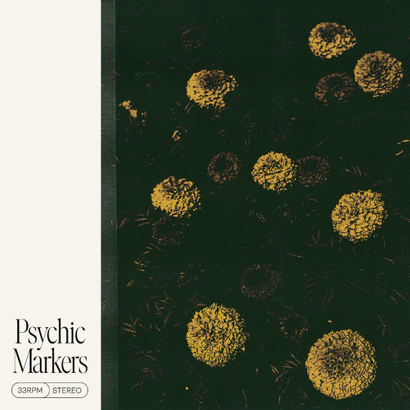 Psychic Markers: Psychic Markers: Exclusive Signed CD