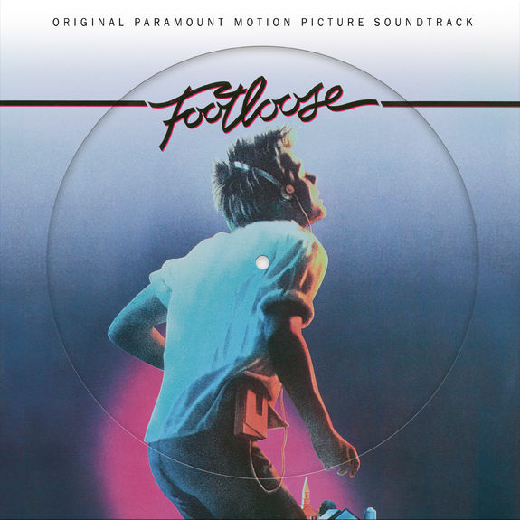 Original Soundtrack: Footloose [OST]: Limited Edition Picture Disc [Die Cut Sleeve]