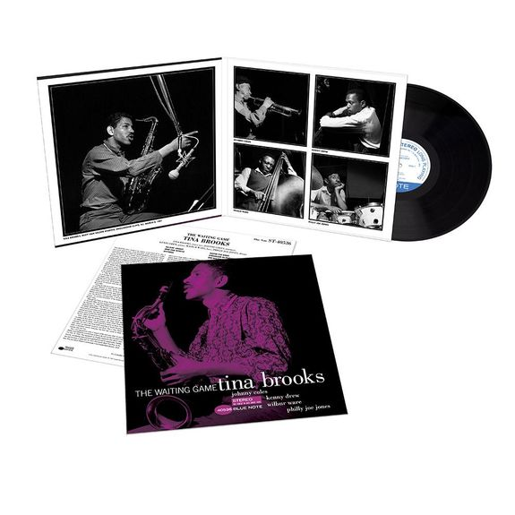 Tina Brooks: The Waiting Game LP (Tone Poet Series)