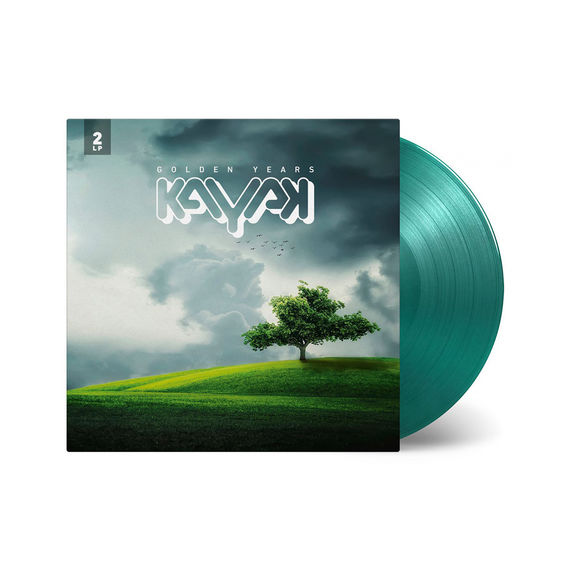 Kayak: Golden Years: Limited Edition Transparent Green Vinyl
