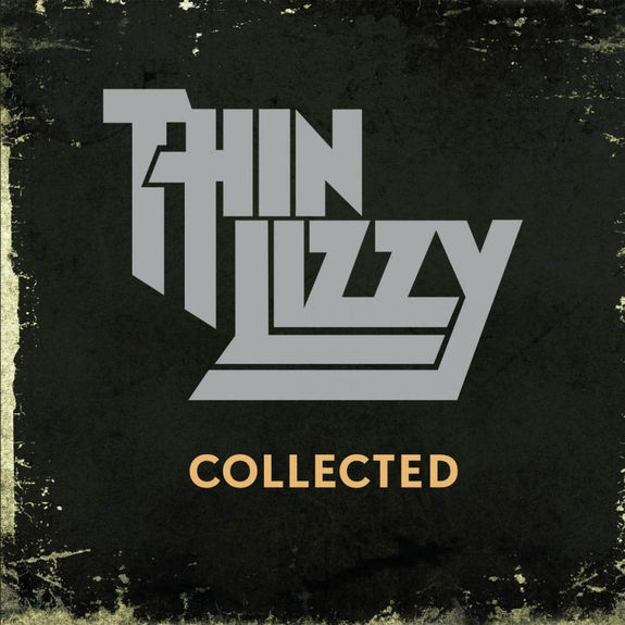 Thin Lizzy: Collected: Limited Edition Silver Vinyl