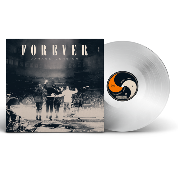 "Mumford & Sons : Forever (Garage Version)</br> Limited Edition 7"" White Vinyl"